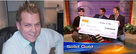 Michael Kevin Kearney earned his first degree at age 10 and became a reality show Millionaire.