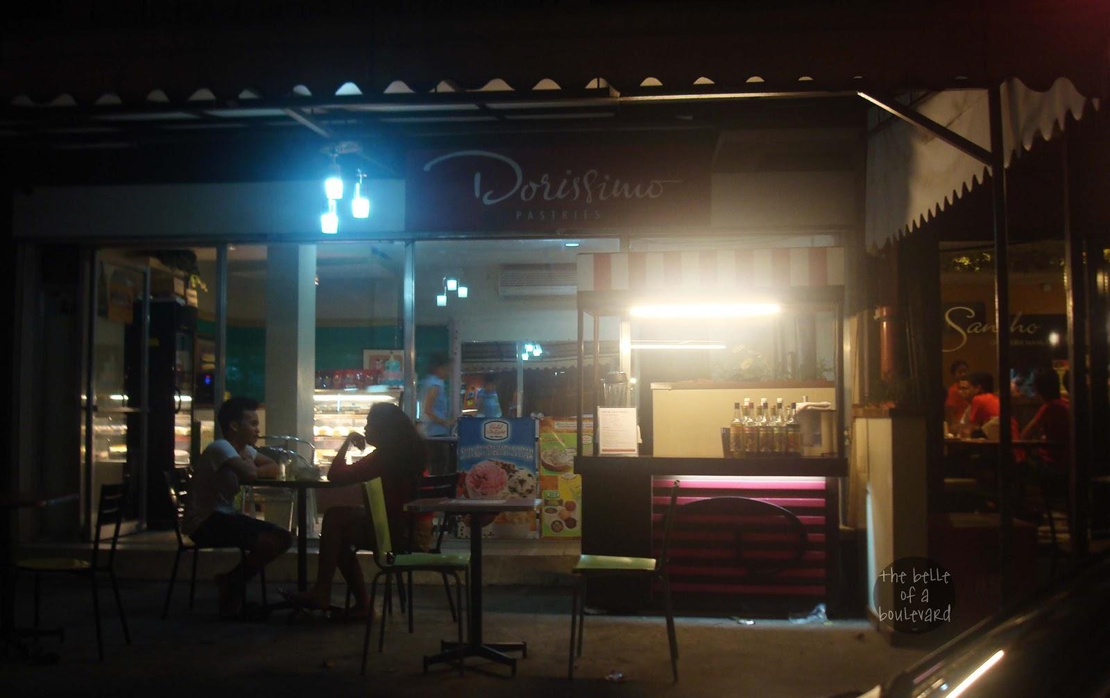 Dorissimo Pastries Maginhawa Street