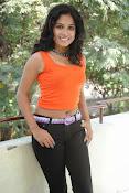 Actress Vrushali Sizzling Photo shoot-thumbnail-16