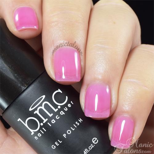 BMC Mosaic Glass Peony Blush Swatch