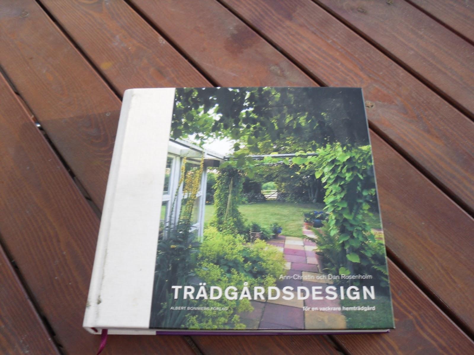 Garden of sense: läsinspiration i väntan på trädgårdsarbete