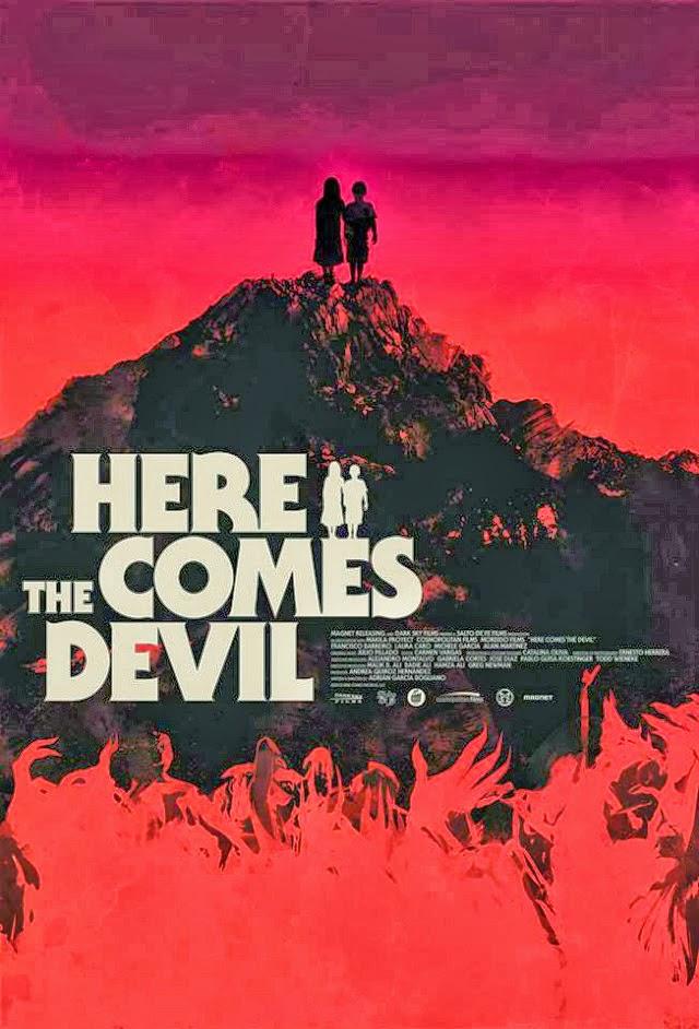 La película Here Comes The Devil ( Ahí va el diablo )