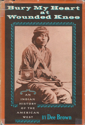 bury my heart at wounded knee book essay Bury my heart at wounded knee download bury my heart at wounded knee or read online books in pdf, epub, tuebl, and mobi format click download or read online button.