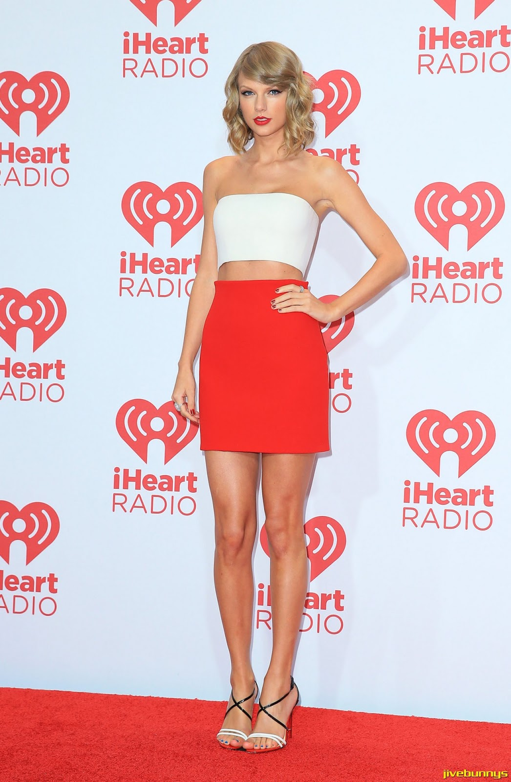 Taylor Swift - 2014 iHeartMusic Festival in Las Vegas 9/19/14