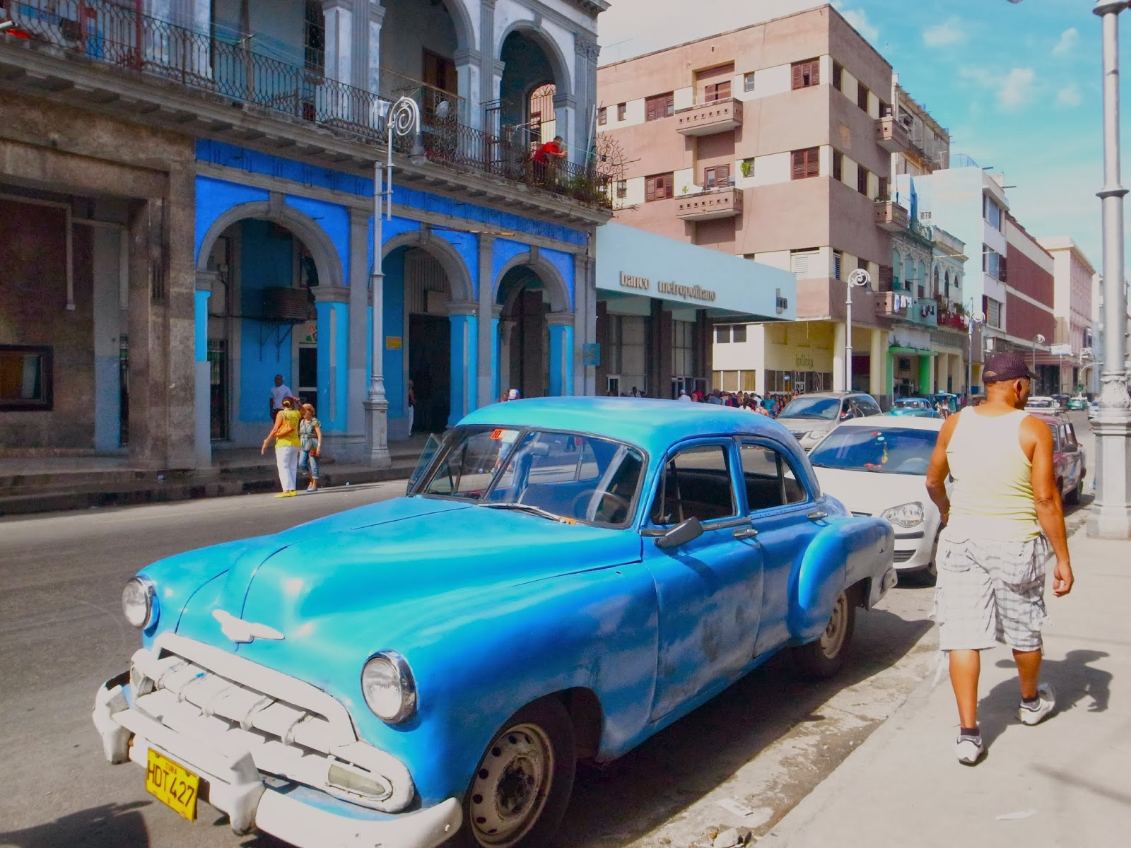 Shinning Star ☆ Old American Cars In Habana Cuba キューバのアメ車☆