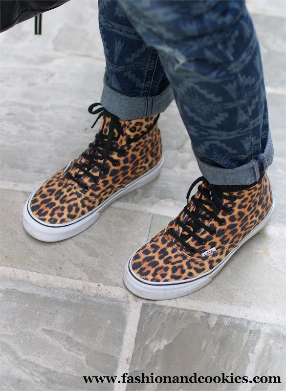 Vans leopard sneakers, Fashion and Cookies