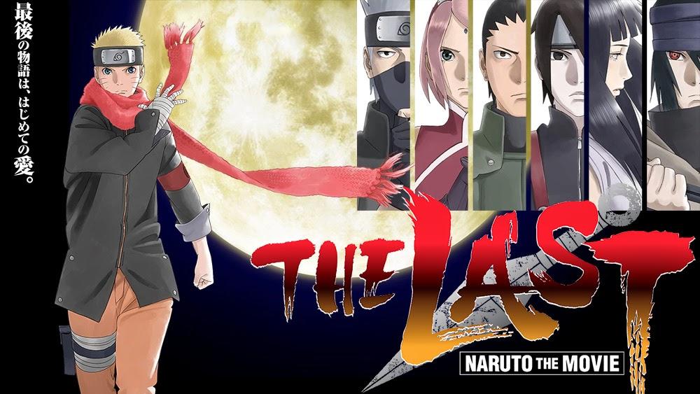 Download Naruto Shippuden Movie 7 - The Last: Naruto The Movie Bluray