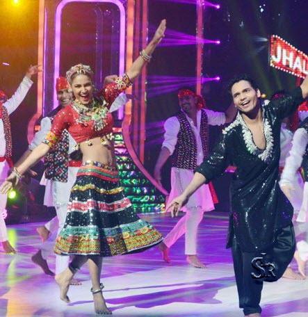 Mukti Mohan dance Chamma Chamma