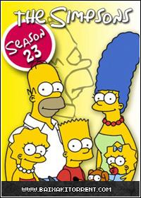 Baixar Série Os Simpsons 1ª à 24ª Temporada Completa HDTV - Torrent