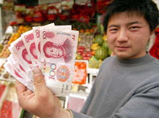 Chine Fitch crise bancaire financiaire yuan