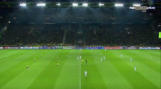 Borussia Dortmund v Malaga