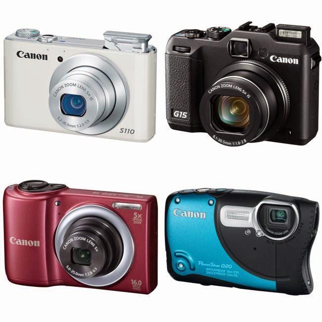 Kamera canon terbaru 2014