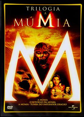 Trilogia: A Múmia - BDRip AVI Dual Áudio