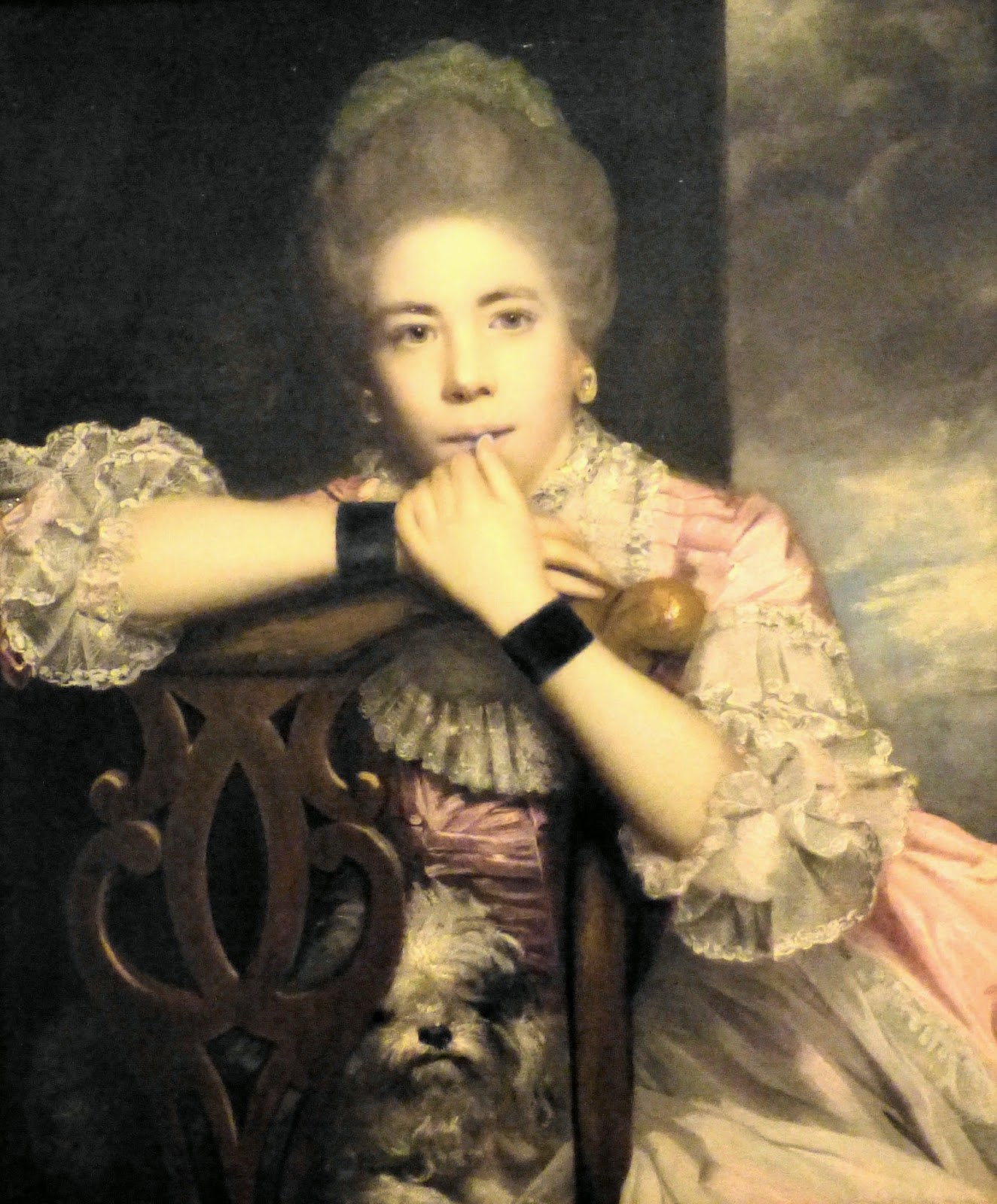 Mrs Abington as Miss Prue by Sir Joshua Reynolds (1771)  © The Yale Center for British Art, Paul Mellon Collection  Photo © Andrew Knowles