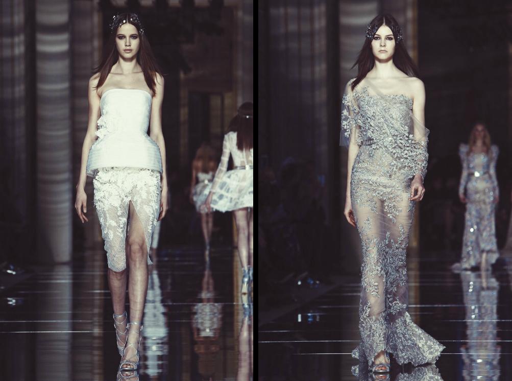 Ana Maddock- Zuhair Murad Paris Haute Couture Fashion Week SS16