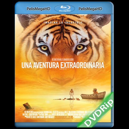Una Aventura Extraordinaria (2012) DVDRip Español Latino