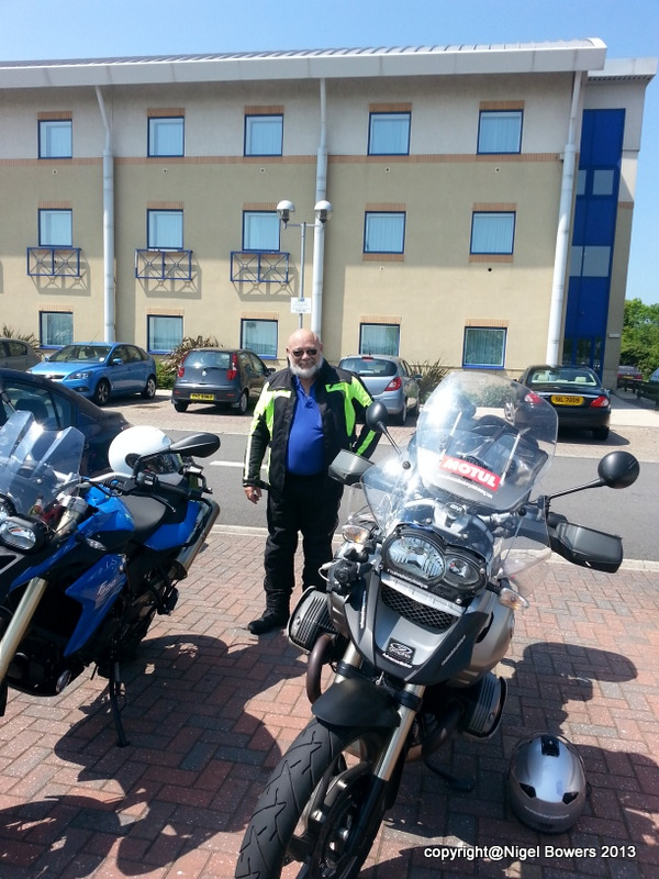 Advanced Motorcycle Training South Wales