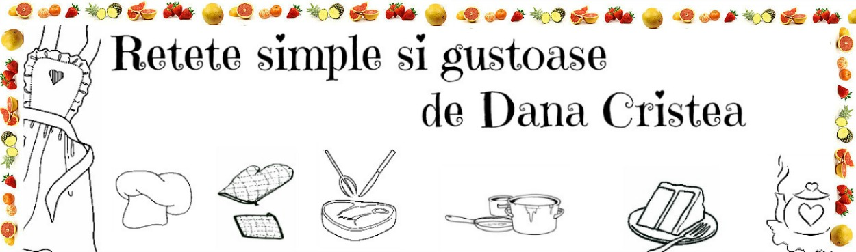♥ Pusik's Blog-Retete simple si gustoase ♥