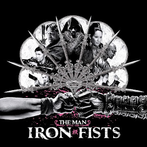 Poster Of The Man with the Iron Fists (2012) In Hindi English Dual Audio 300MB Compressed Small Size Pc Movie Free Download Only At World4ufree.Org