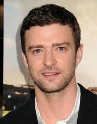Cantor norte-americano Justin Timberlake