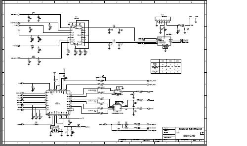 samsung sgh-c210 diagram