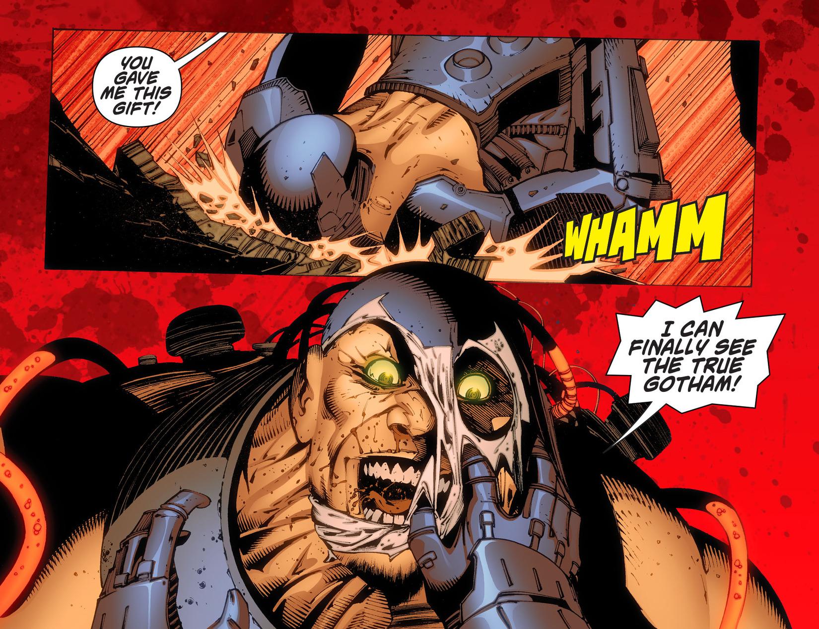 Batman: Arkham Knight [I] Issue #38 #40 - English 6
