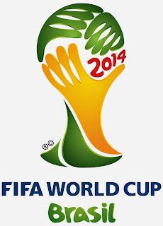 Jadwal Piala Dunia Brazil berikut jam tayang