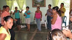 TRABAJANDO CON LOS DOCENTES DE UPALA