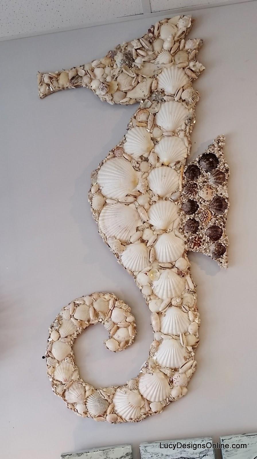 Image gallery mosaic seashell art for Seashell mosaic art