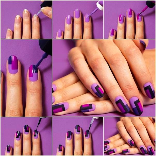 Nails Art Tutorials..