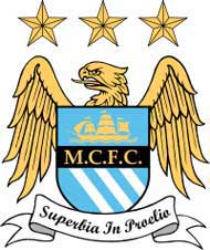 Logo of Manchester City Football Club