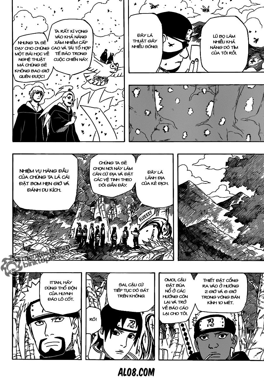 Naruto chap 517 Trang 4 - Mangak.info