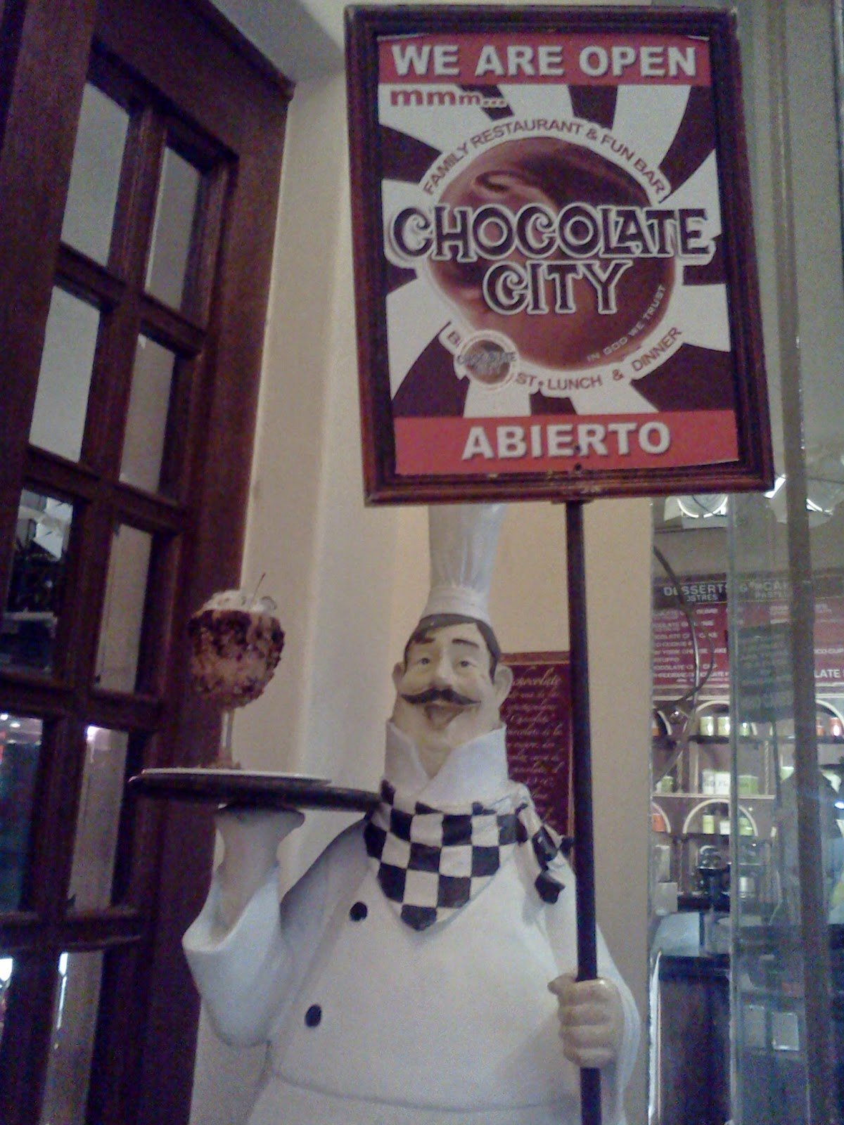 Chocolate City Restaurant