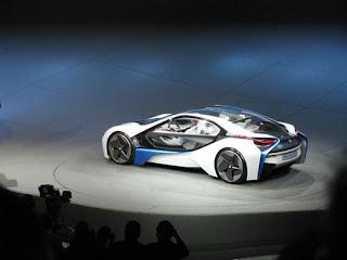 Hybrid Car Popular