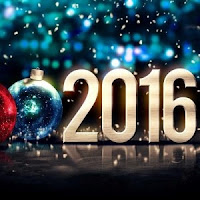Gambar DP BBM Selamat Tahun Baru 2016 Bergerak