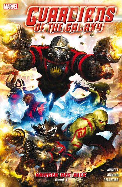 Guardians of the Galaxy Gewinnspiel!