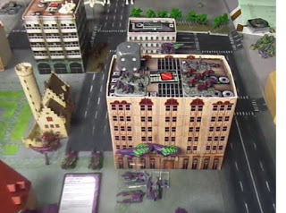 Dropzone Commander Video Battle Report #16