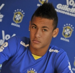 Neymar Hairstyle and haircut, neymar hairstyles, neymar hair, neymar haircut