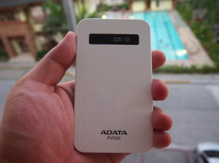 ADATA PV100 4200mAh Power Bank Review: Power On The Go