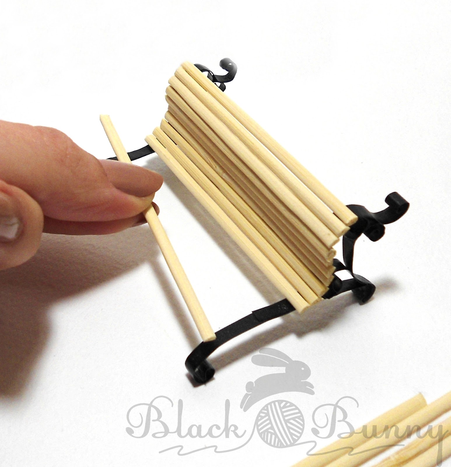 Поделки из бамбуковых палочек для детей
