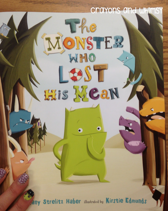 Crayons and Whimsy Monster Giveaway Jamberry