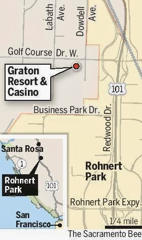 The People\'s Republic: Another racist casino opens in California