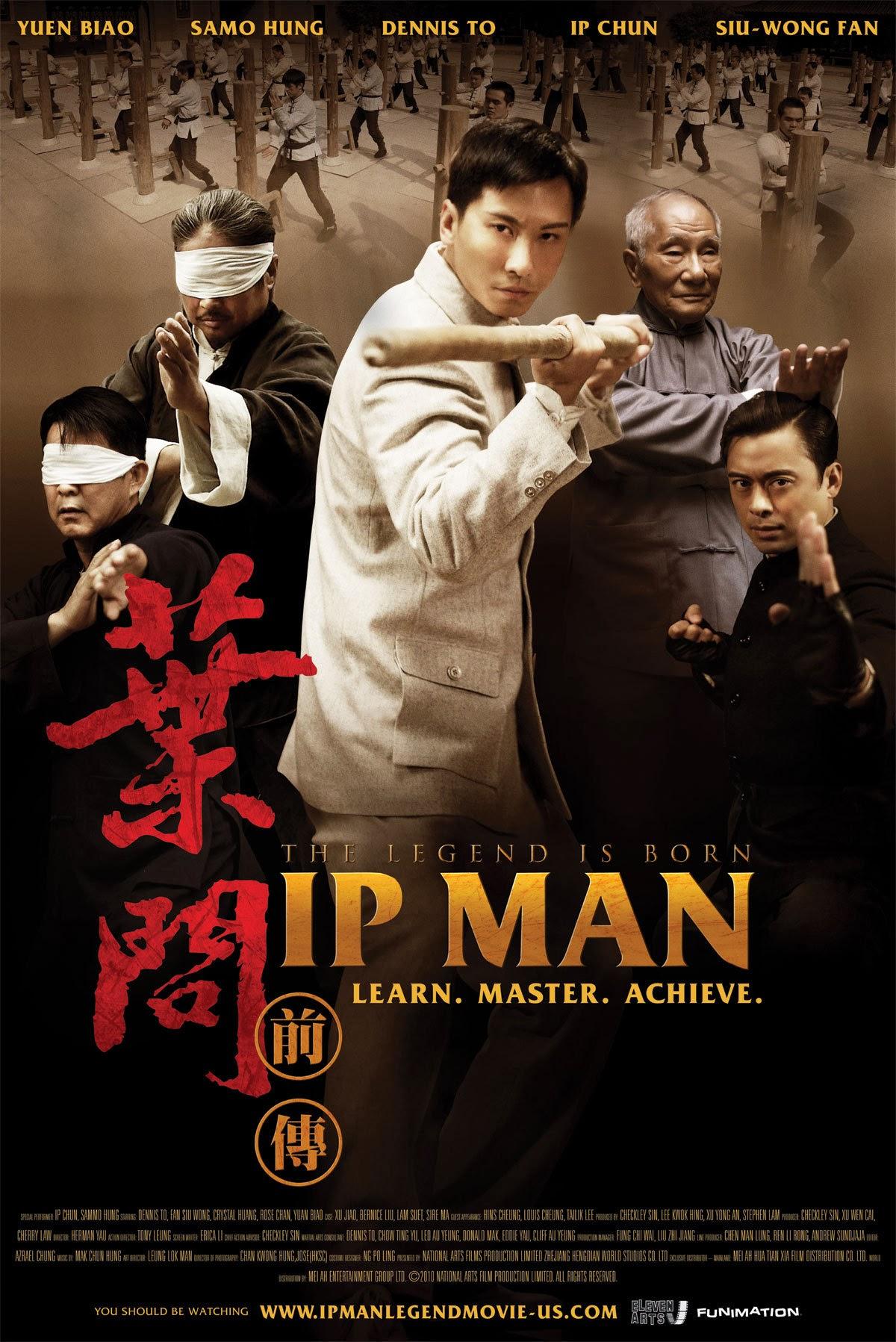 Diệp Vấn Tiền Truyện - Ip Man : The Legend Is Born