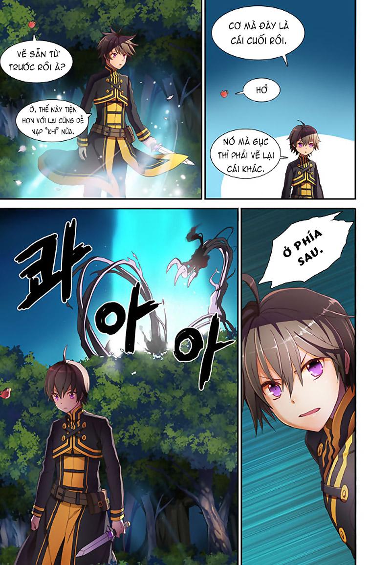 TruyenHay.Com - Ảnh 14 - Sword Girls (full color) Chap 4
