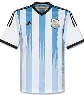 fotball vm brasil 2014 argentina drakt vm 2014