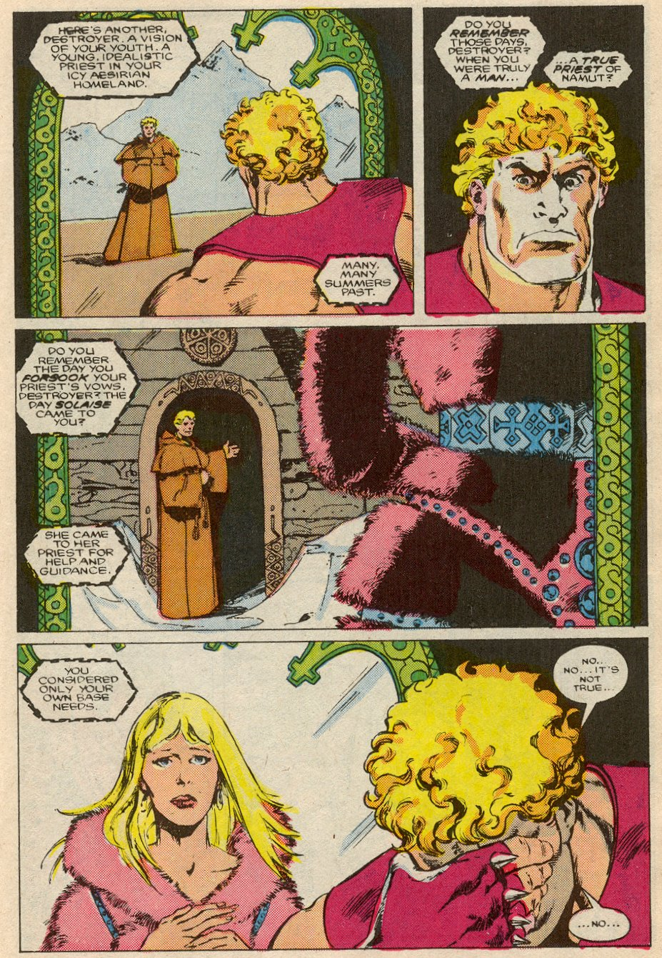 Conan the Barbarian (1970) Issue #194 #206 - English 12