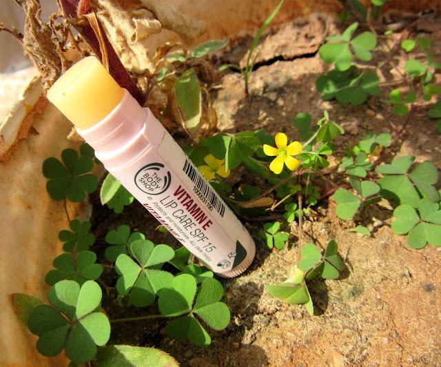 The Body Shop Vitamin E Lip Balm Review, Price, Details