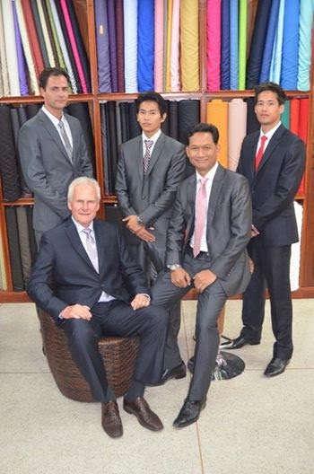 Don Master Tailor Men Suit in Koh Samui