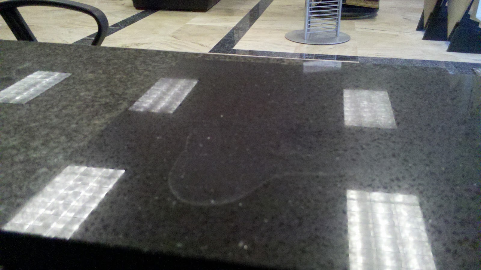 Remove All Stainscom How to Remove Hard Water Stains from Granite