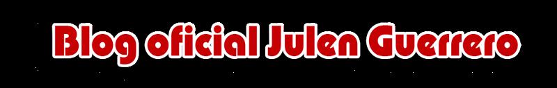 Blog oficial de Julen Guerrero